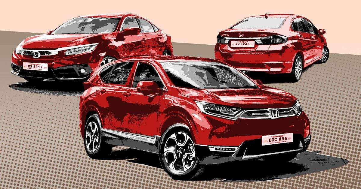 Honda Cars PH updated 2018 price list | Car News | Top Gear Philippines