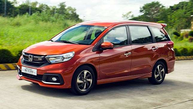 Honda Mobilio 1 5 Rs Navi Review Specs Price