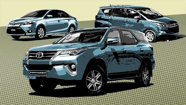 The Much Awaited Price List Of 2018 Toyota Ph Lineup