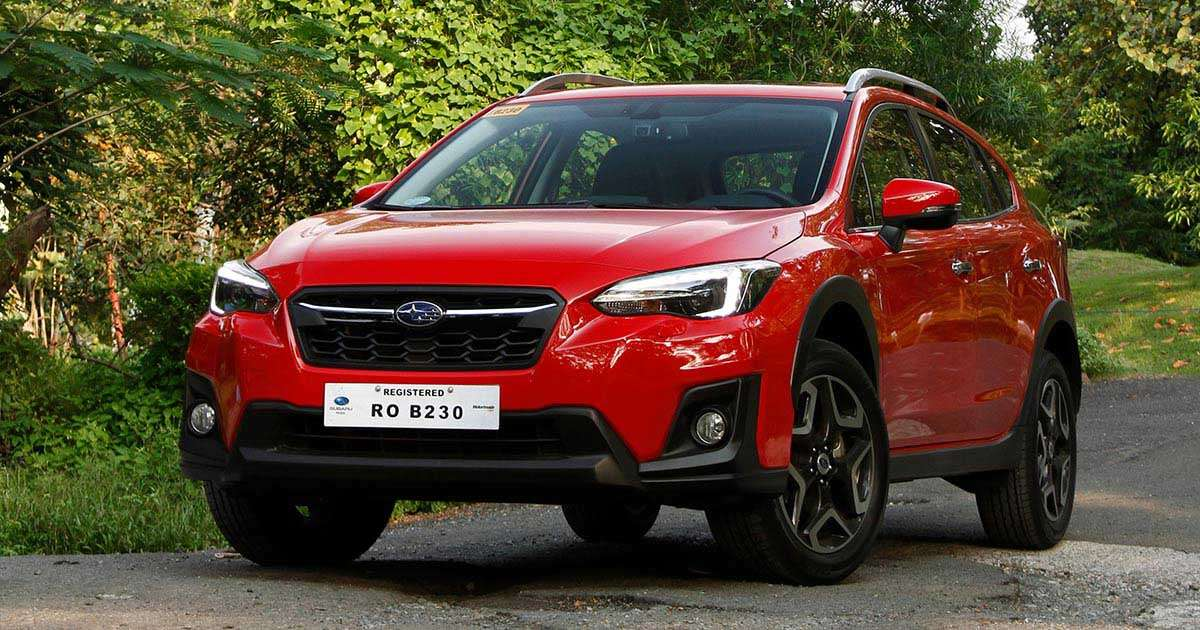 Subaru XV 2.0i-S: Specs, features, price, review | Drives | Top Gear Philippines