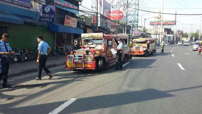 Dotr To Start Apprehending Smoke Belching Jeepneys