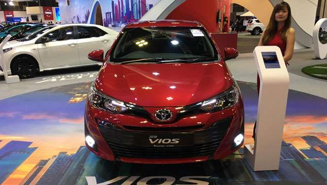 Toyota Vios 2018 Specs Feature Photos