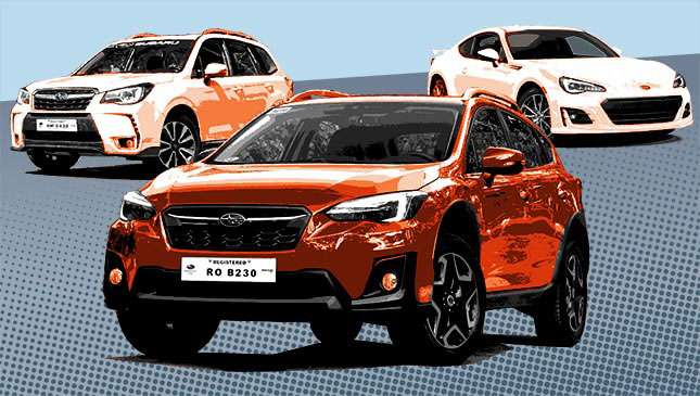 Here Are Subaru S Official 2018 Philippine Prices