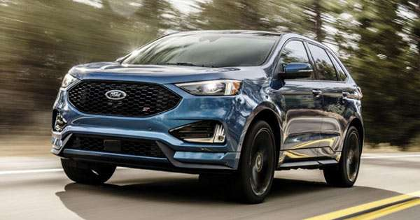 Ford Edge Top Gear Philippines