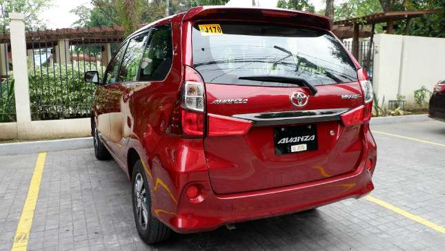 2018 Toyota Avanza Veloz: Price, Specs, Features