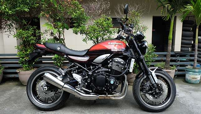 Retro Kawasaki Z900rs Now Available In Ph Motorcyle News Top Gear Philippines