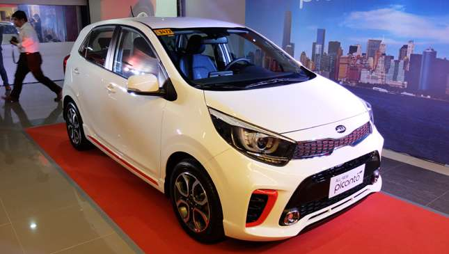 Kia Philippines Price List >> Here S Kia S Updated Price List For 2018