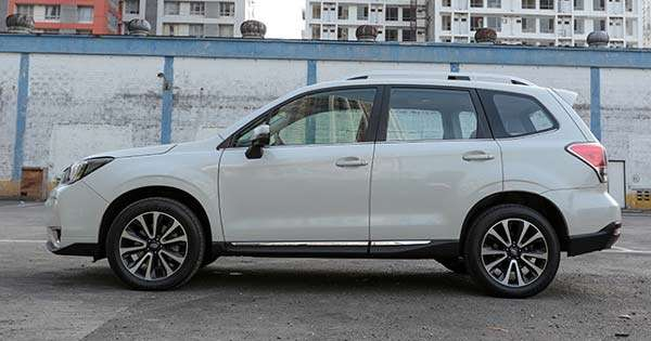 Subaru Forester 2018 Prices Photos Features Engine