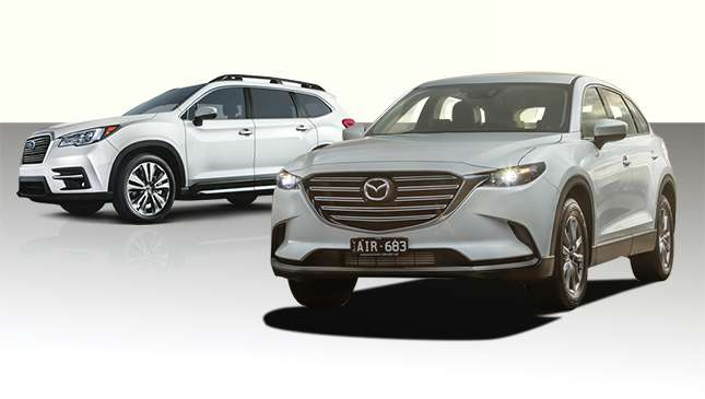 Mazda CX 9: Specs And Features | Feature Articles | Top Gear Philippines