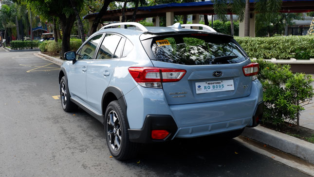 In 2018 The Subaru Xv Is All New And Improved
