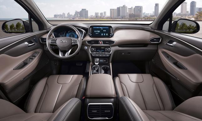 Our First Real Look At The All New Hyundai Santa Fe