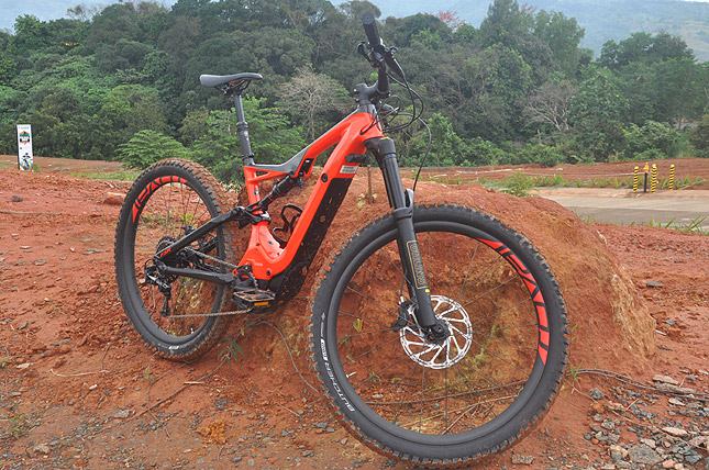 Specialized Turbo Levo FSR