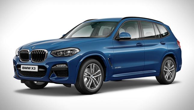 IMAGE SMC Asia Car Distributors Corporation. The All New BMW X3 ...