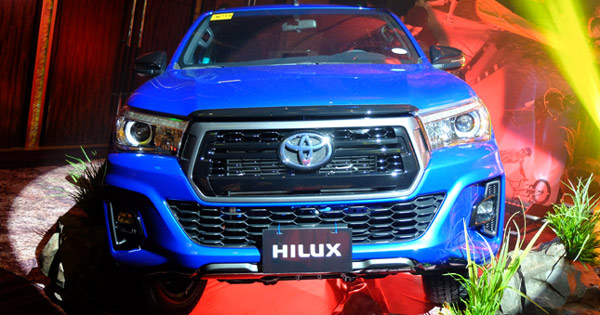 Toyota Pickup 4x4 >> The Toyota Hilux Conquest has officially been launched