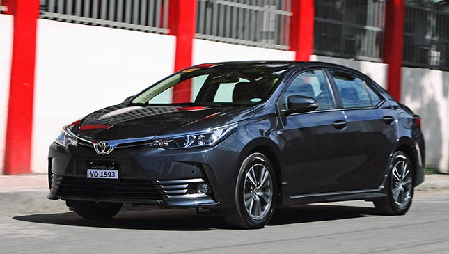 Toyota Corolla Altis 1 6 V Review Specs Price