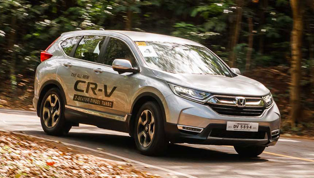 Honda CR V 2018: Price, Specs And Features | Feature Articles | Top Gear  Philippines