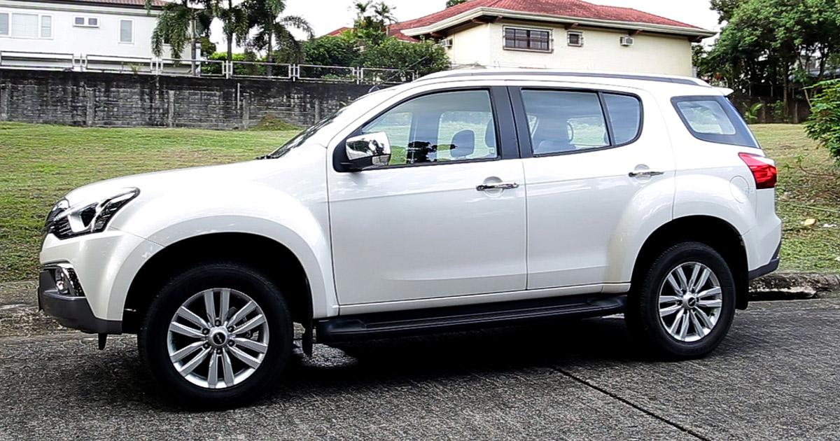 Is the Isuzu MU-X an ideal family 4x2 SUV?