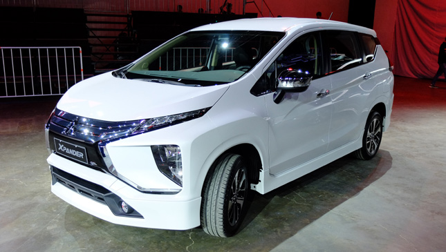 20 Images Is The Xpander Now The Sportiest Looking Mpv Around Images, Photos, Reviews