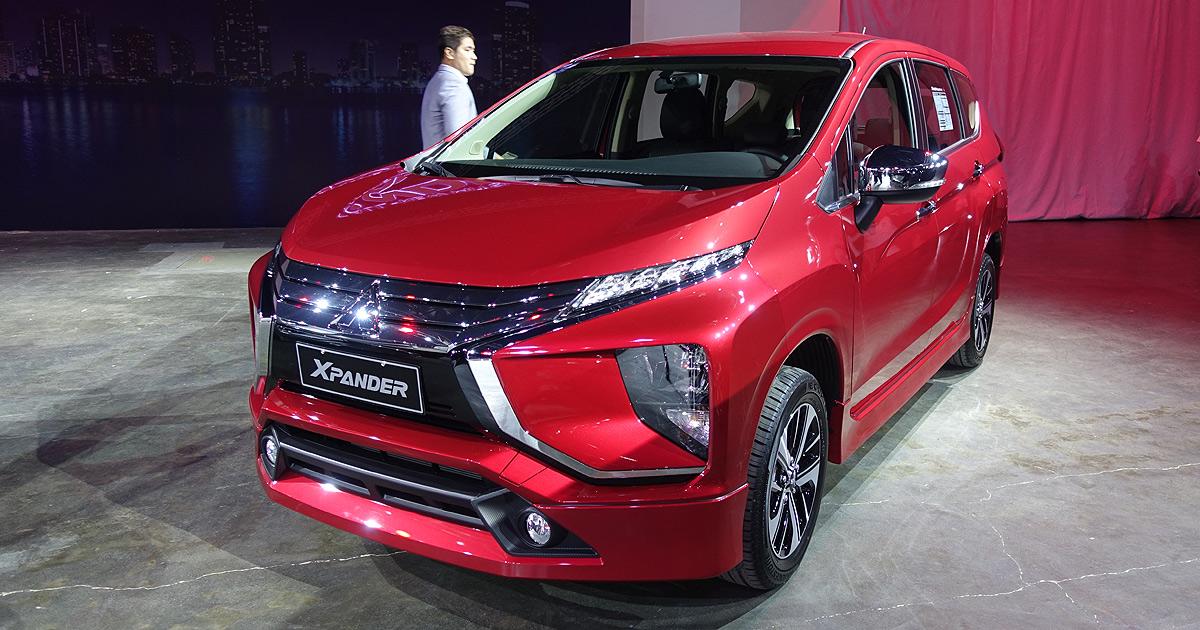 2018 Mitsubishi Xpander: Price