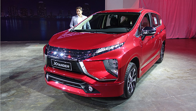 The Mitsubishi Xpander's Official Prices Will Surprise You