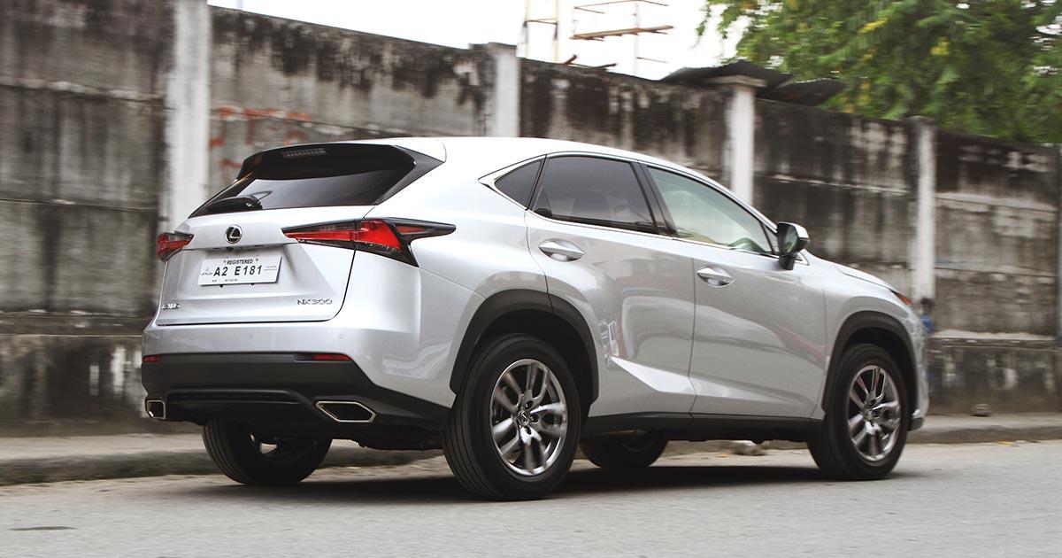 Lexus Nx Hybrid Price >> Lexus NX300: review, specs, price