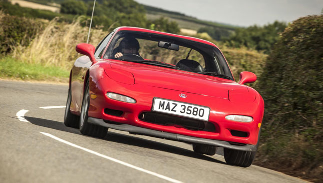 Everything you need to know about buying an FD Mazda RX-7 on rx7 gt, rx7 hood, rx7 wing, rx7 turbo ii,