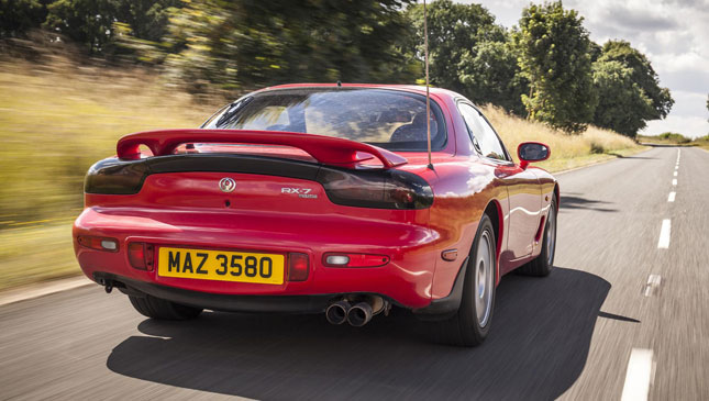 Everything You Need To Know About Buying An Fd Mazda Rx 7