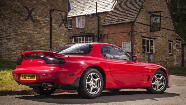 Everything you need to know about buying an FD Mazda RX-7