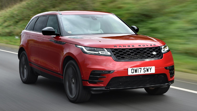 The Gas Powered Range Rover Velar Is About As Plush As Suvs Come