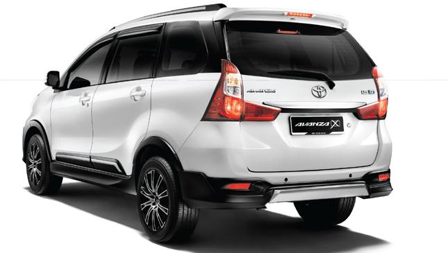 Toyota Avanza Philippine Price >> The Avanza X Is A Toyota Mpv On Steroids