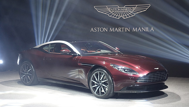 Aston Martin DB V Coupe Photos Specs Features Car News Top - Aston martin news