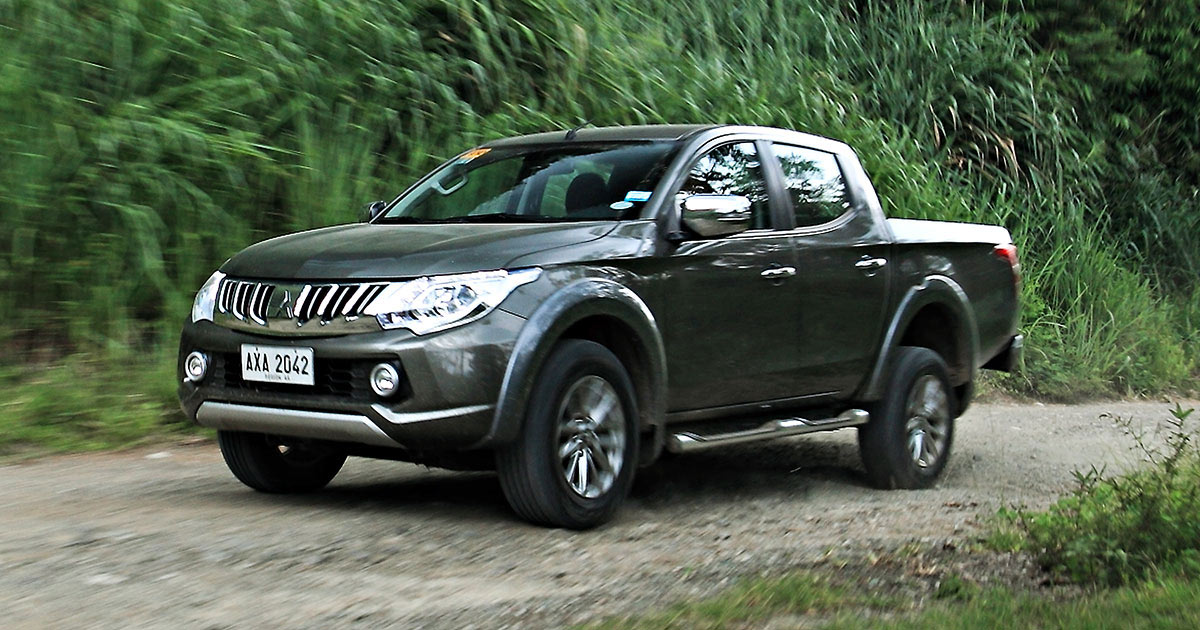 Mitsubishis L200 Strada Is A Workhorse To Consider In 2018 Modern Pickup Truck