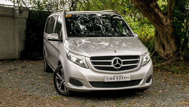 2019 Mercedes Benz V Class Philippines Price Specs Review Price