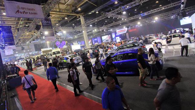 Manila International Auto Show Date Schedule Venue - Car show carpet