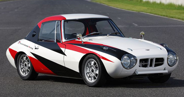 Gazoo Racing May Have Saved Toyota S Oldest Surviving Race Car