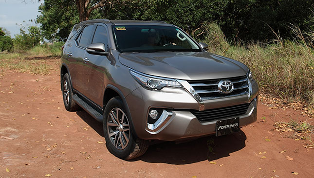 Toyota Fortuner 2018 Prices Specs Features Feature