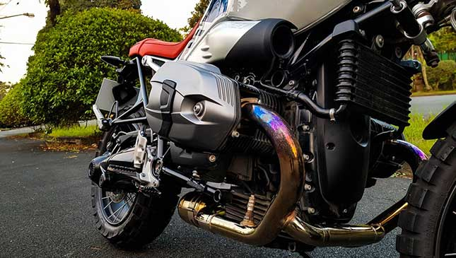 Review: BMW R nineT Urban G/S