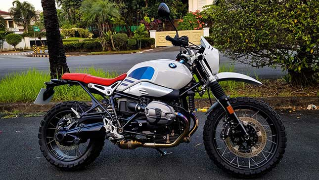 Review Bmw R Ninet Urban G S