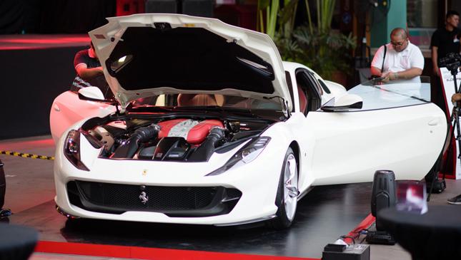 Ferrari Superfast 2018 Price Specs Features