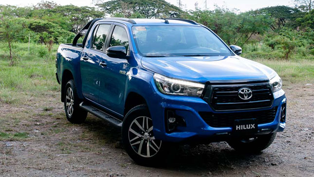 Toyota Hilux Conquest Specs Features Price Feature