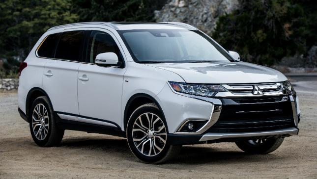 Mitsubishi Outlander 2018 Specs Features Price