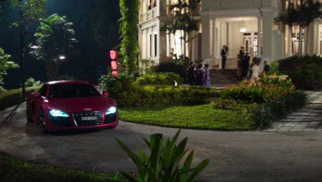 There S Over P240m In Cars In The Crazy Rich Asians Trailer