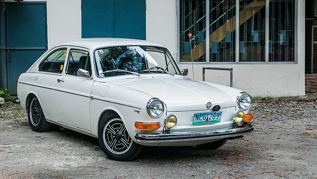 This Rare Volkswagen Type 3 Is The Product Of A 13 Year Build