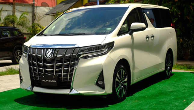 New Toyota Alphard 2018 >> Toyota Alphard 2018 Specs Prices Features