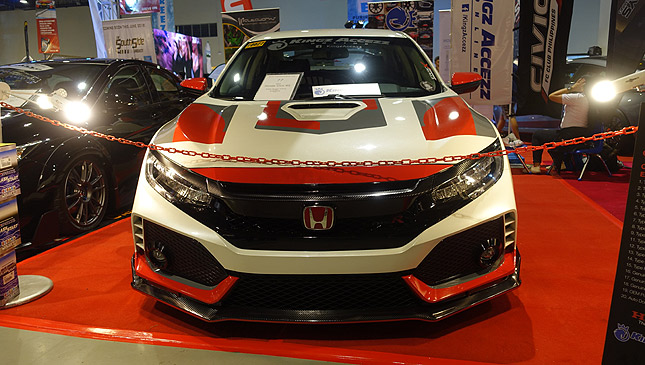 Honda Civic Type R aftermarket