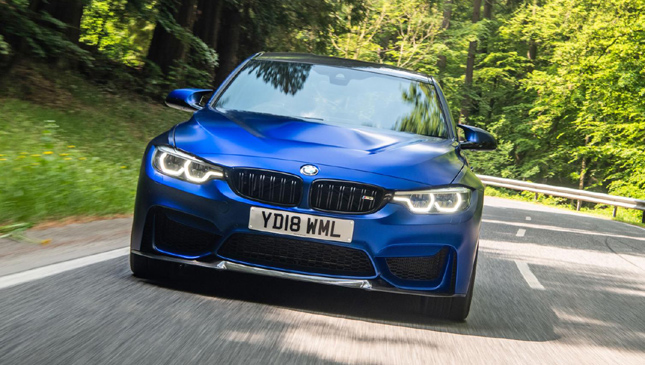 The Bmw M3 Cs Might Be The Most Hardcore Sports Sedan Out There