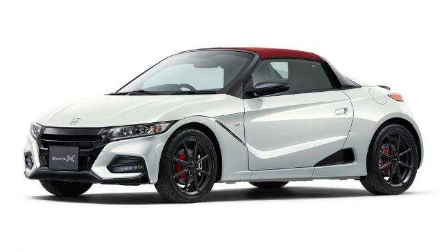 Honda S660 Modulo X Specs Price And Features
