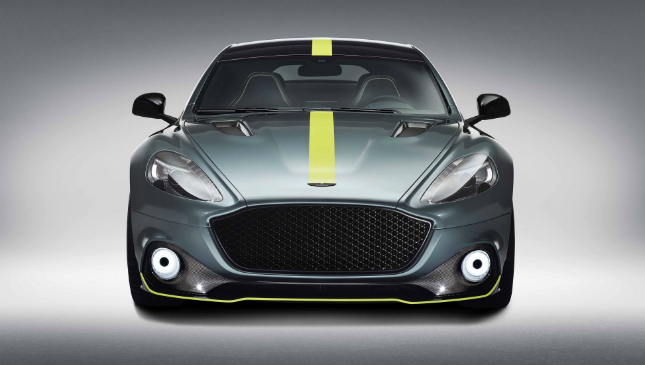 Aston Martin Rapide AMR revealed