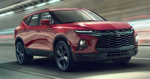 Chevrolet Blazer Top Gear Philippines