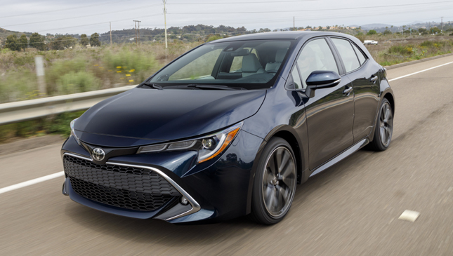 The Toyota Corolla Hybrid Will Be Stylish And Eco Friendly